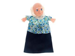 Кукла-перчатка Дед. Вид 1