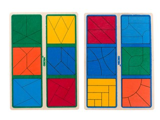 Сложи квадрат 3