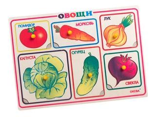 Рамки-вкладыши Овощи