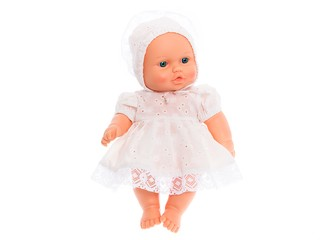 Кукла Малышка 4 девочка. Вид 2