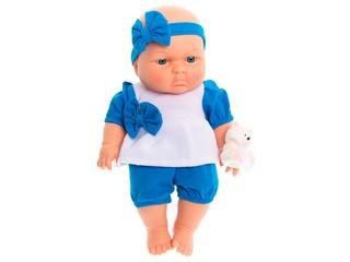 Кукла Малышка с мишуткой. Вид 2