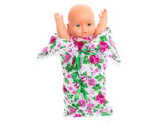Кукла Малышка 20 девочка. Вид 2