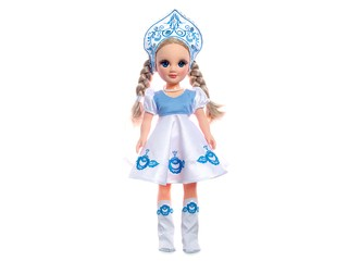 Кукла Анастасия Гжель. Вид 5