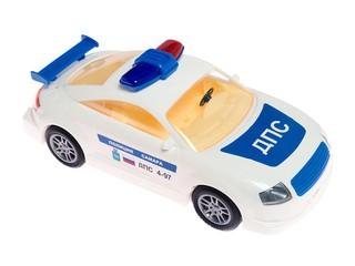 Автомобиль инерционный ДПС Самара