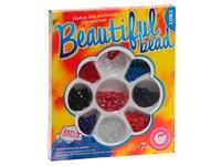 Набор для создания украшений Beautiful bead рубиновый закат. Вид 1