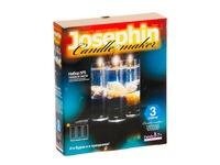 Гелевые свечи с морскими раковинами №5