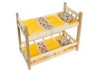 Кровать двухэтажная. Вид 1