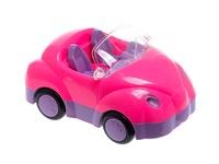Машинка розовая