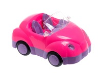 Машинка розовая. Вид 1