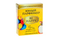 Юный парфюмер be happy. Вид 1