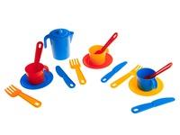 Набор детской посуды анюта 3
