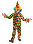 Клоун. Вид 1