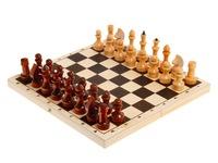 Шахматы обиходные. Вид 2