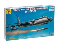 Самолет Ту 16к-26