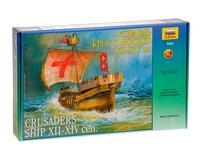 Корабль крестоносцев 12-14 в