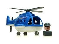 """Вертолет - полиция """"Альфа"""". Вид 2"""