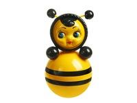 """Неваляшка """"Пчела"""". Вид 2"""