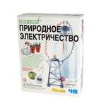 Набор для опытов 4M Природное электричество
