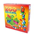 Настольная игра Sport Toys Зообильярд Бегемотики