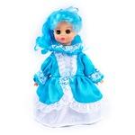 Кукла-перчатка Весна Девочка с голубыми волосами