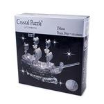 3D головоломка Crystal Puzzle Пиратский корабль