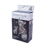 3D головоломка Crystal Puzzle Кошка