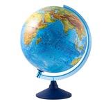 Интерактивный глобус Земли Globen Физико-политический с подсветкой 25 см