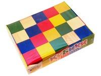 Кубики Цветные 20 шт.