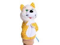 Игрушка-перчатка Мякиши Кот
