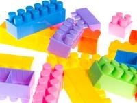 Конструктор 48 элементов малый. Вид 3