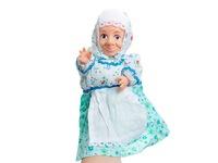 Кукла-перчатка Бабка. Вид 3