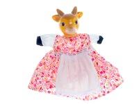 Кукла-перчатка Коза. Вид 1