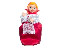 Кукла-перчатка Красная шапочка. Вид 1