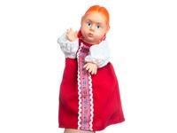 Кукла-перчатка Марфуша. Вид 1