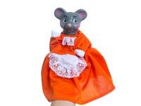 Кукла-перчатка Мышка-норушка. Вид 1