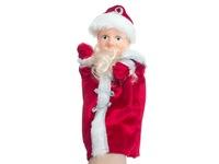 Кукла-перчатка Дед мороз. Вид 1