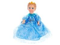 Кукла-перчатка Принцесса. Вид 1