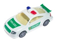 Автомобиль инерционный Polizei