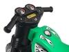 Мотоцикл «Моторбайк» зеленый. Вид 2