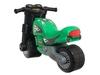 Мотоцикл «Моторбайк» зеленый. Вид 3