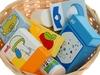 Детская корзинка с продуктами. Вид 2