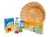 Детская корзинка с продуктами. Вид 3