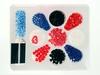 Набор для создания украшений Beautiful bead рубиновый закат. Вид 2