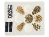 Набор для создания украшений Beautiful bead золотые узоры. Вид 2