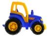Трактор чемпион в сеточке. Вид 2