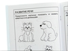 Тетрадь для рисования Тесты 3г 2 часть. Вид 2