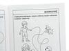 Тетрадь для рисования Тесты 3г 2 часть. Вид 3