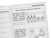Тетрадь для рисования Тесты 6л 1 часть. Вид 2
