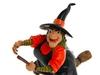 Ведьма на метле. Вид 2