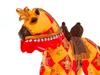 Конь арбалетчика красного. Вид 3